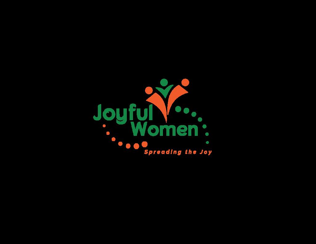 Joyful womenn